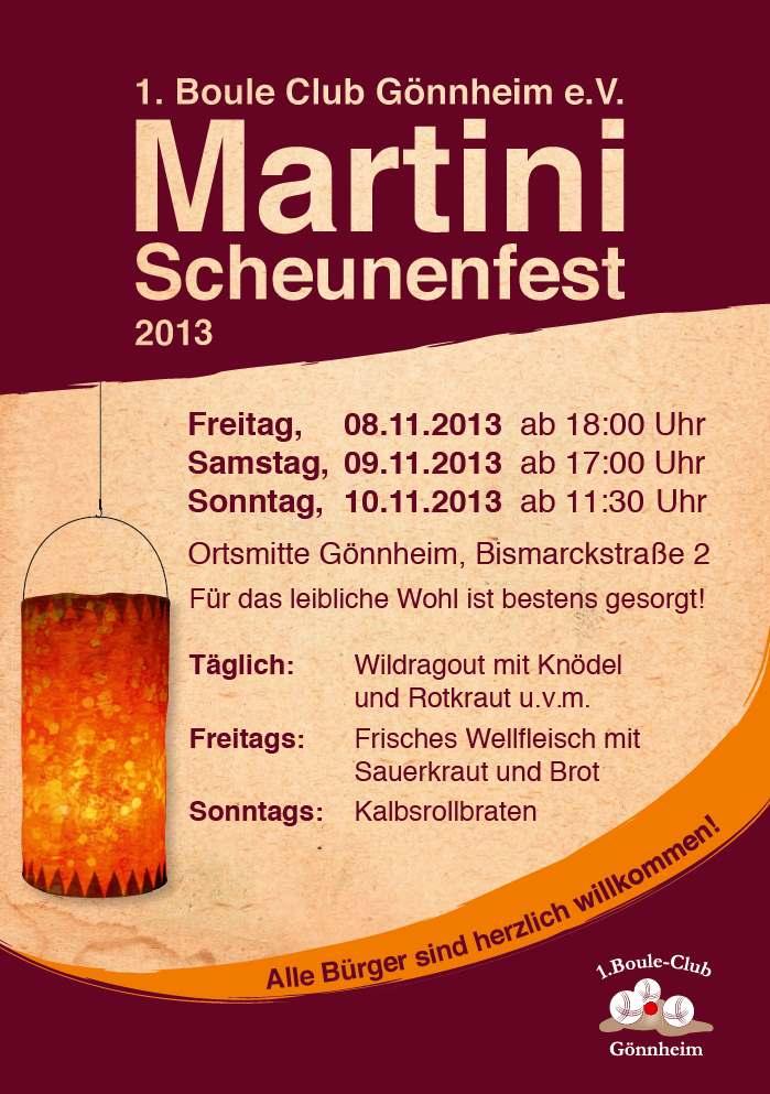 MartiniScheunenfest2013